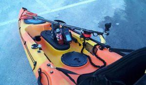 kayak de mer pour la peche